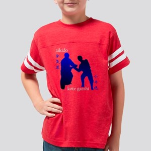 kotegaeshi7c Youth Football Shirt