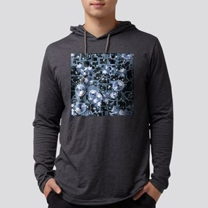 SteamClockwork - Steel Mens Hooded Shirt