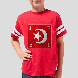 Flag Youth Football Shirt