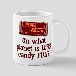 Fun Size Candy Mugs