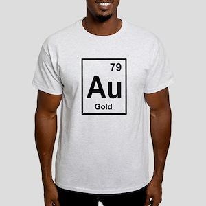 gold periodic element T-Shirt