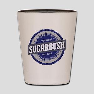 Sugarbush Resort Ski Resort Vermont Navy Blue Shot