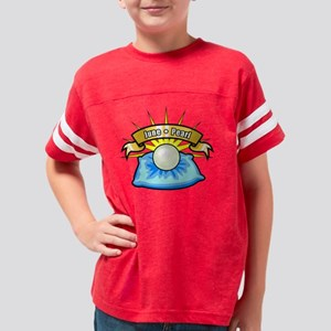 june pearl Youth Football Shirt