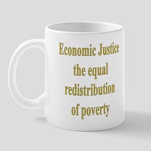 Economic Justice Mug