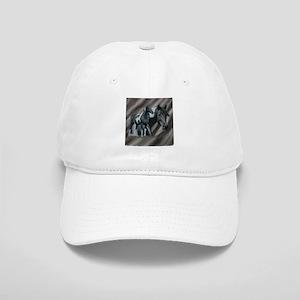 Pinto Horse Baseball Cap