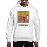 Hell's Freezing Over Hooded Sweatshirt