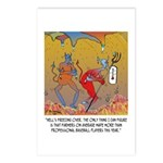 Hell's Freezing Over Postcards (Package of 8)