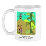 Jack and The Bean Stalk Use Fertilizer Mug
