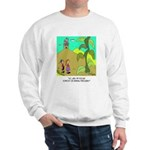 Jack and The Bean Stalk Use Fertilizer Sweatshirt