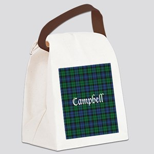 Tartan - Campbell Canvas Lunch Bag