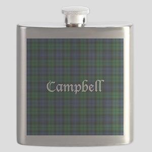 Tartan - Campbell Flask