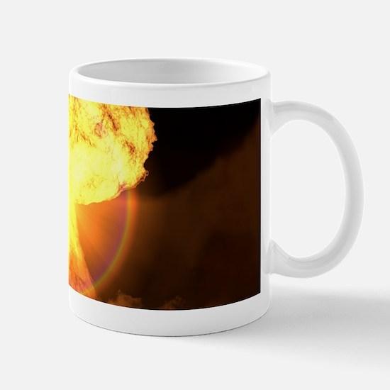 Drop the bomb Mug