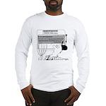 In Case of Cash-Flow Emergency Long Sleeve T-Shirt