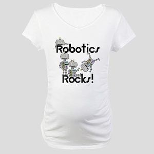 Robotics Rocks Maternity T-Shirt