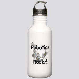 Robotics Rocks Stainless Water Bottle 1.0L