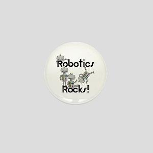 Robotics Rocks Mini Button