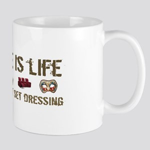 Theatre is Life Mug