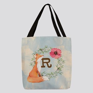 MONOGRAM Woodland Fox Polyester Tote Bag