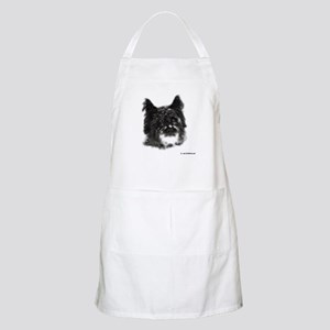 Snow Dog BBQ Apron