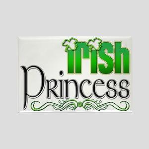 Irish Princess Rectangle Magnet