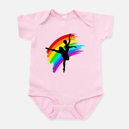 GRACEFUL DANCER Infant Bodysuit