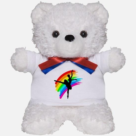 GRACEFUL DANCER Teddy Bear