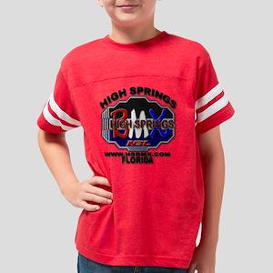 3-HSBMX02p Youth Football Shirt