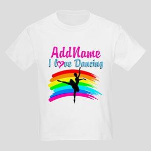 DANCING GIRL Kids Light T-Shirt