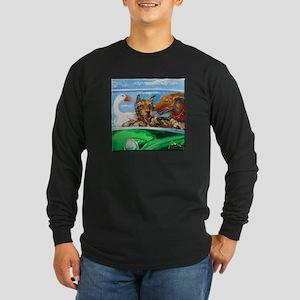 Free Range Pets Long Sleeve T-Shirt