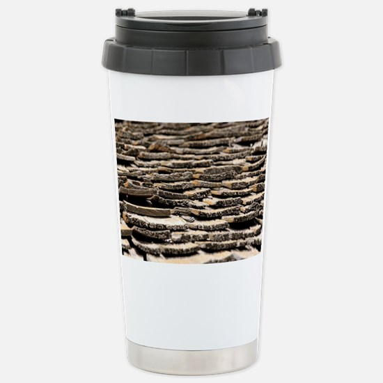 Old Roof Stainless Steel Travel Mug