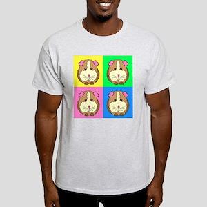 Color Block Guinea Pigs T-Shirt