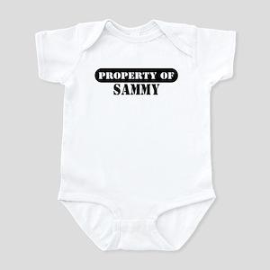 Property of Sammy Infant Bodysuit