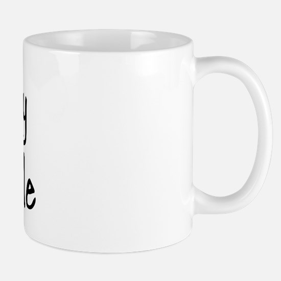 I LOVE MY Schnoodle Mug
