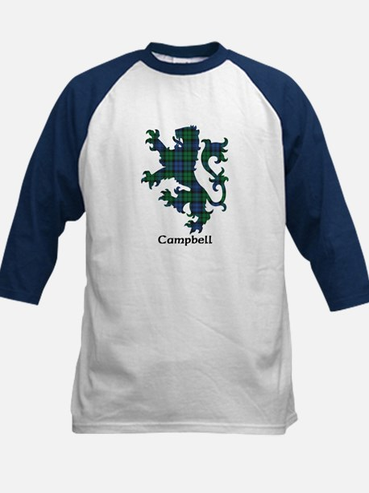 Lion - Campbell Kids Baseball Jersey