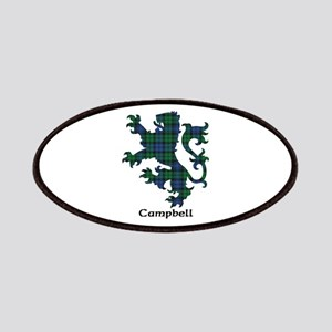 Lion - Campbell Patches