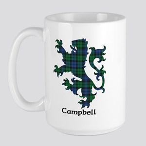 Lion - Campbell Large Mug