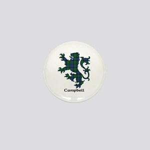 Lion - Campbell Mini Button