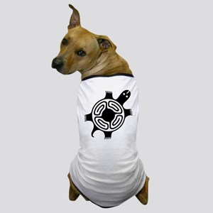 AbOriginalz Tribal Turtle Dog T-Shirt