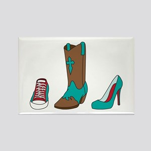 Sneaker Shoe And Boot Magnets