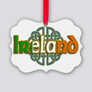 Ireland Picture Ornament