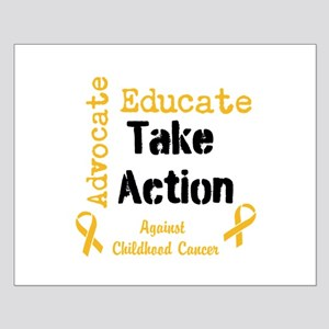Take Action for the kids Posters