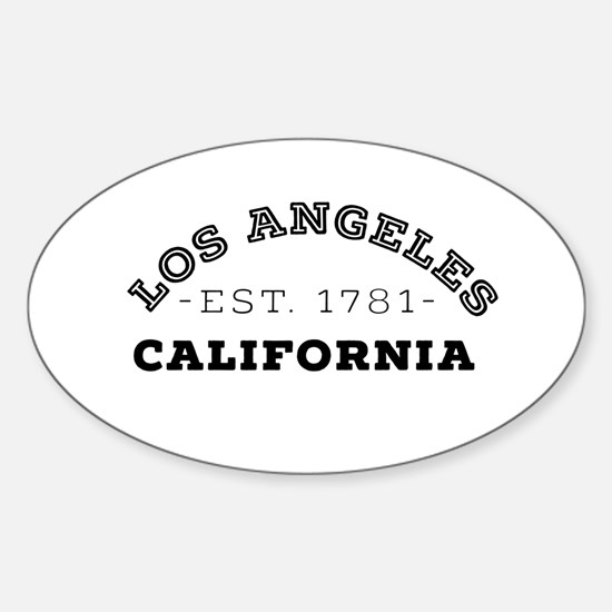 Los Angeles Decal