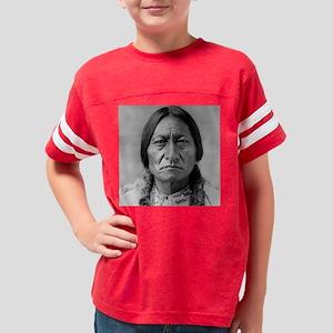 bull-t-REAL Youth Football Shirt