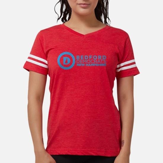 Cute Democratic party Womens Football Shirt