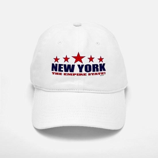 New York The Empire State Baseball Baseball Cap