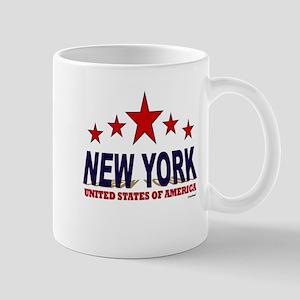 New York U.S.A. Mug