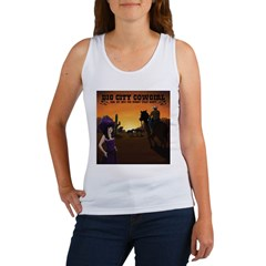 Rode Off Into The Sunset (That Night) Tank Top