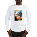 BCCG Comic (Rode Off) Long Sleeve T-Shirt