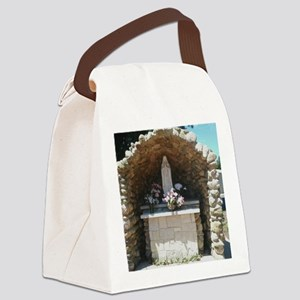 Grotto Canvas Lunch Bag
