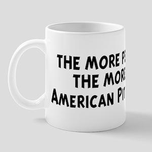 American Pit Bull Terrier: pe Mug